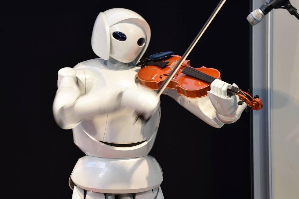 Los robots vienen a por todos