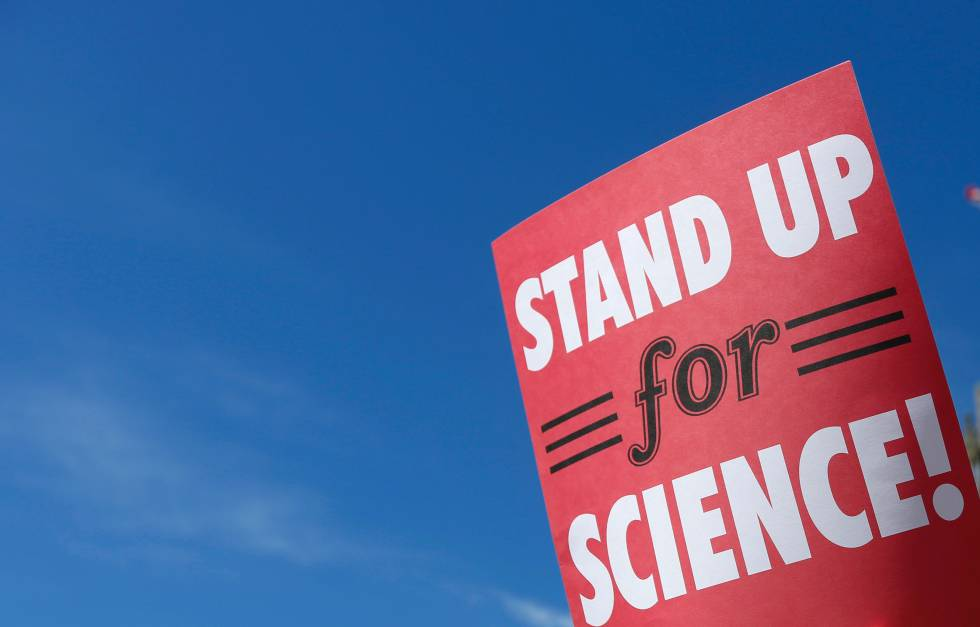 Los científicos de Estados Unidos salen a la calle este sábado para reivindicar su profesión