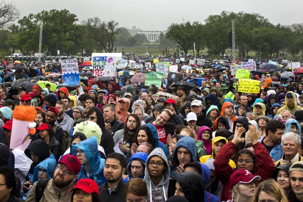 Los científicos de Estados Unidos alzan la voz contra las amenazas de Trump