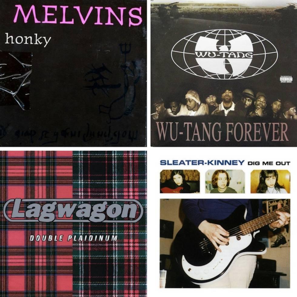 20 discos de hace 20 años que si aún no los has escuchado te van a hacer muy feliz