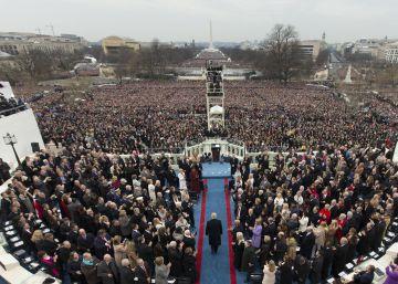 100 días de Trump como presidente