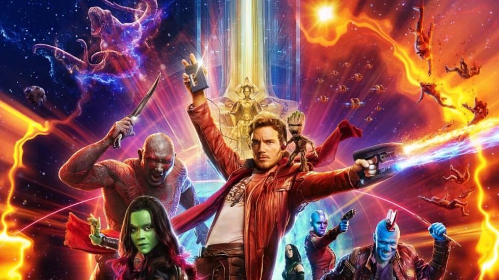 Hemos visto 'Guardianes de la Galaxia Vol.2' y solo los créditos del principio ya compensan los 9 euros de entrada