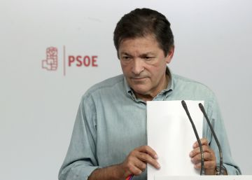 Javier Fernández renuncia a presentarse para la reelección como líder del PSOE de Asturias