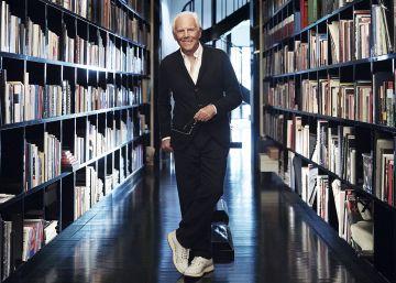 Giorgio Armani nos abre su suntuoso pero racional 'palazzo' en Milán