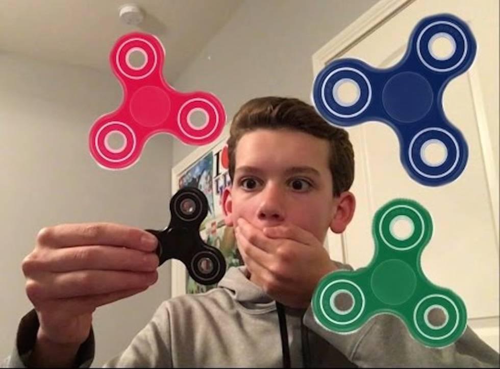 10 motivos por los que el 'spinner' es una idiotez de juguete