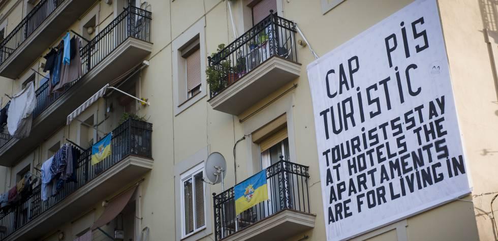 Una ley para pisos turísticos