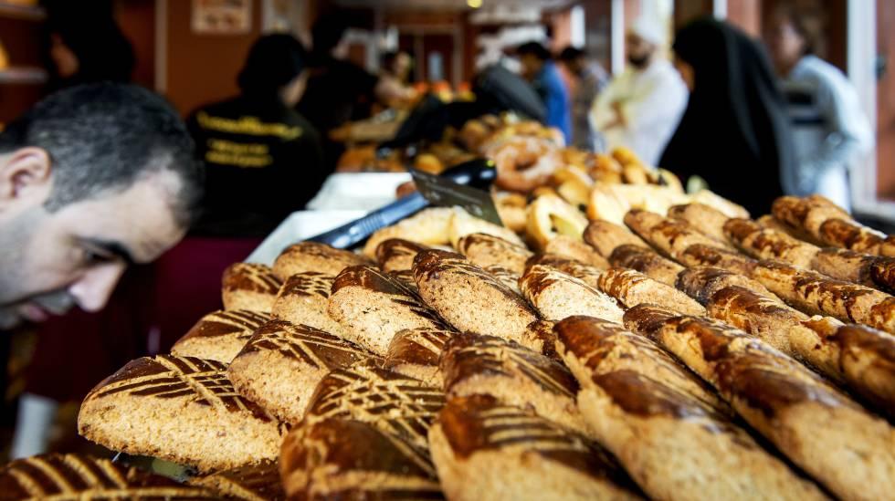 Contenedores urbanos para el pan en Holanda
