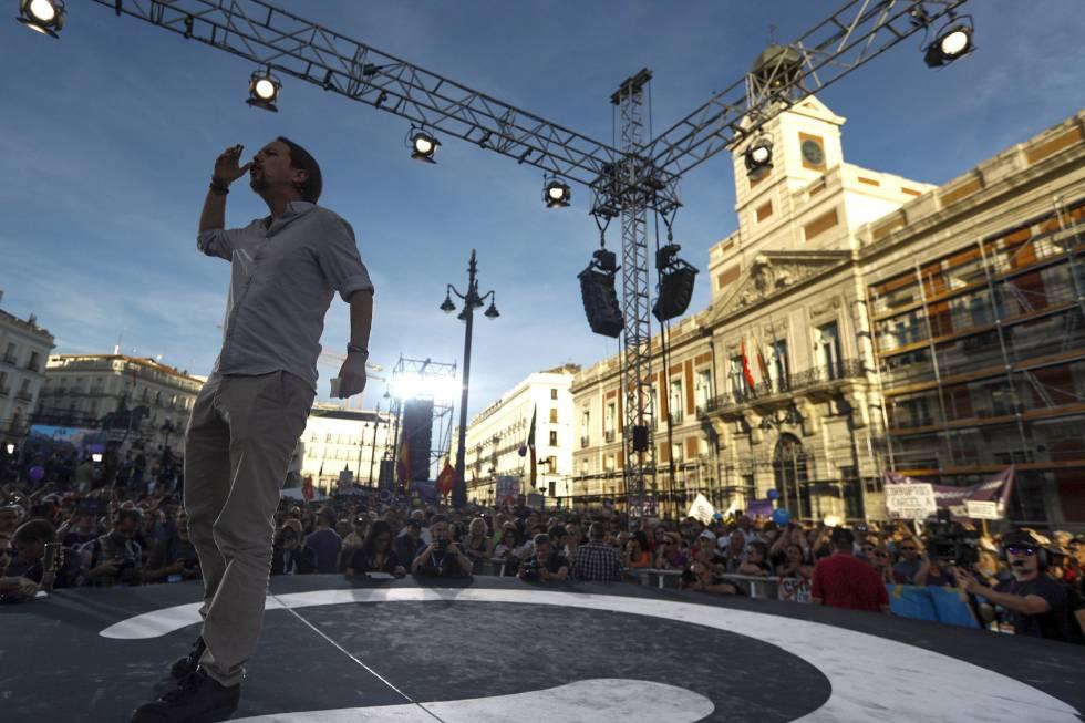 El 'show' de Podemos