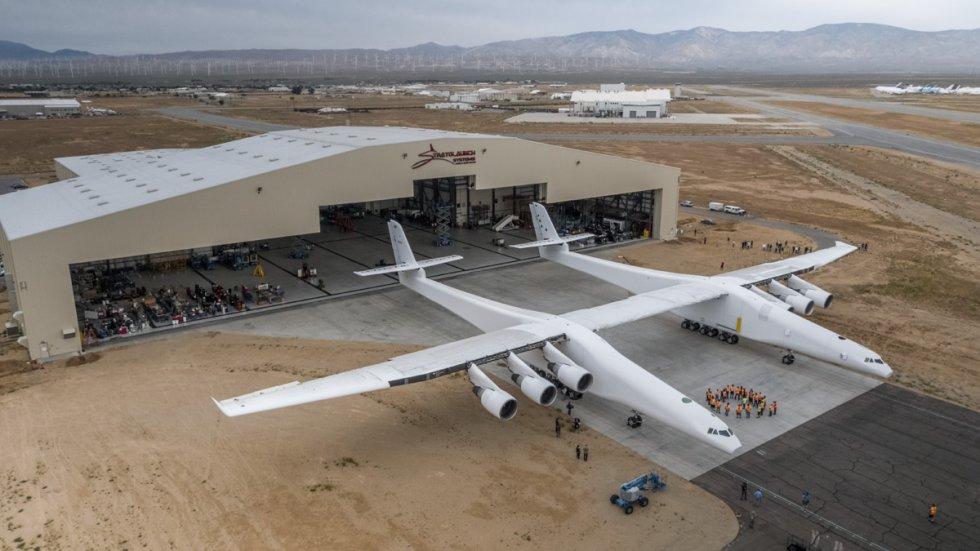 Resultado de imagen de avión más grande del mundo