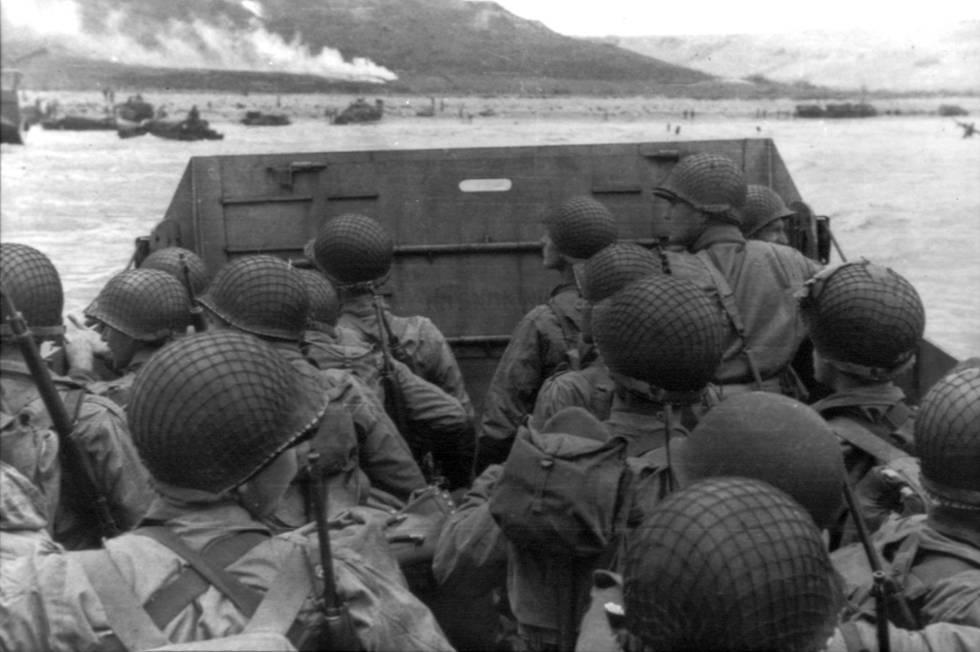 La penicilina mutante que desembarcó en Normandía
