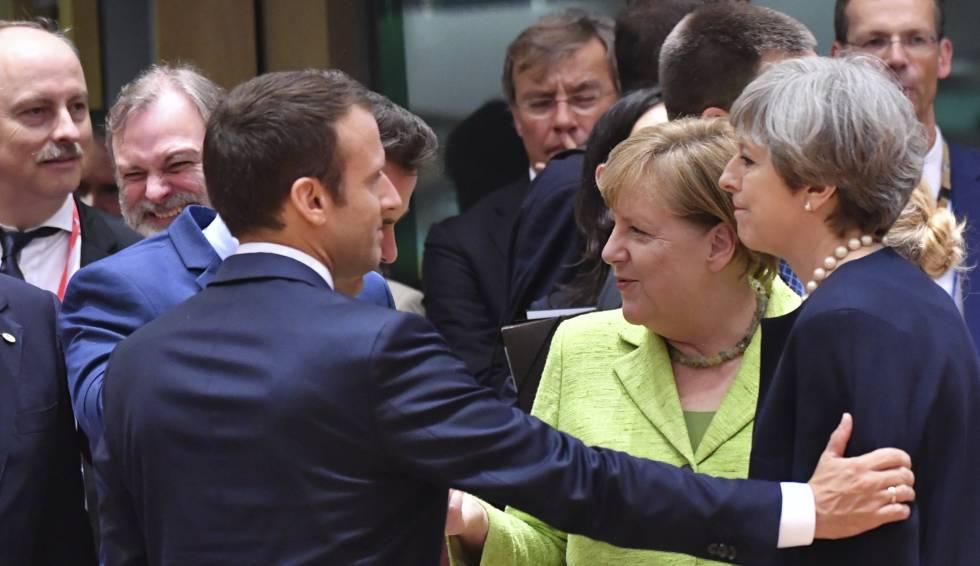Europa no está en derribo