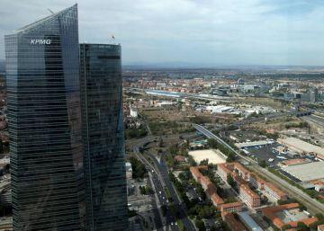 Carmena logra reducir un 36% la edificabilidad de Castellana Norte
