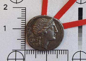 La derrota de Aníbal y el auge de Roma están escritos en plata hispana
