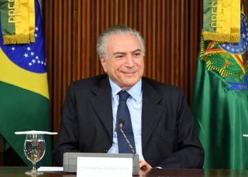 Brasil sale de la recesión pero con un crecimiento muy débil
