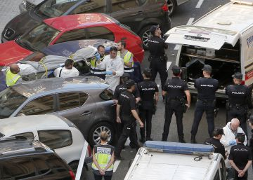 La policía abate al sospechoso de un descuartizamiento que mató a un agente