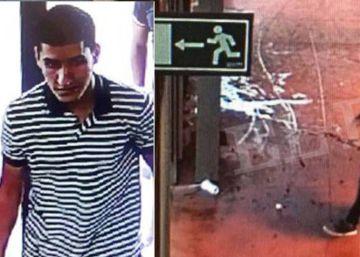 Las imágenes del terrorista huyendo de La Rambla de Barcelona