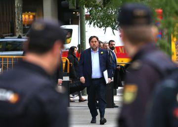 fiscal pide orden detención puigdemont exconsellers están bruselas