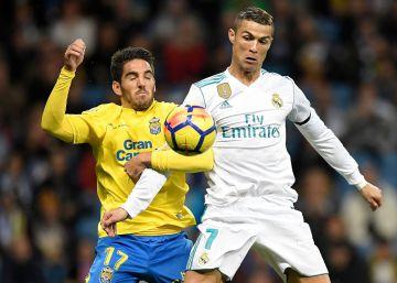 Real Madrid - Las Palmas, en directo