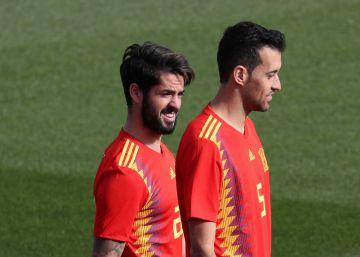 España - Costa Rica, en directo