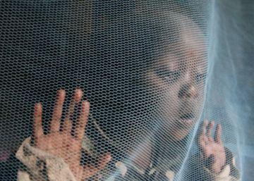 La lucha contra la malaria se estanca por falta de dinero