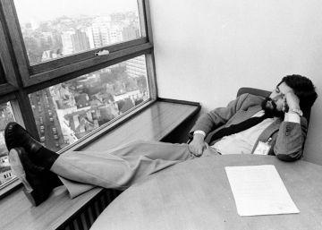 Manuel Marín, en el día de la Constitución