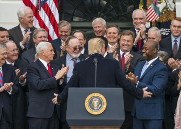 La reforma fiscal de Trump recibe la bendición definitiva en el Congreso