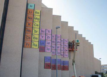 La tabla periódica se asoma a una nueva fila por primera vez en la historia