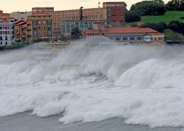 Casi toda España en alerta por nevadas, aludes y lluvias