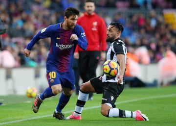 Barcelona - Levante en directo, la Liga en vivo