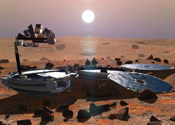 Cómo hallaron la sonda europea perdida en Marte durante más de una década