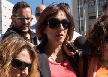 El fiscal pide cinco años para Juana Rivas por llevarse a sus hijos sin permiso del padre