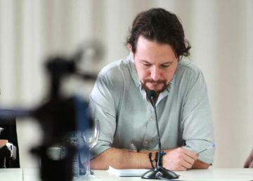 """Iglesias admite el """"mal resultado"""" en Cataluña en un 2017 que """"no ha terminado bien"""" para Podemos"""