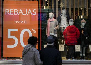 Las prendas más vendidas por Internet durante las rebajas de enero en España
