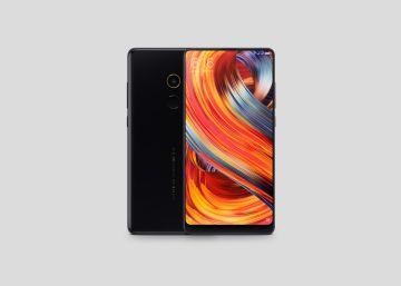 Xiaomi Mi Mix 2, asalto al poder de los móviles de alta gama