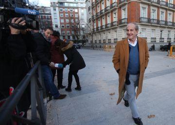 José María García niega que hablara de Villar Mir al referirse a los sobornos de un constructor al PP