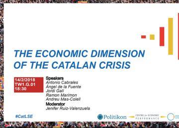 Directo: La dimensión económica de la crisis catalana