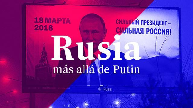 Rusia más allá de Putin