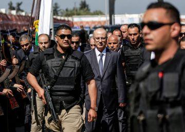 El primer ministro palestino sobrevive a un atentado con bomba en Gaza