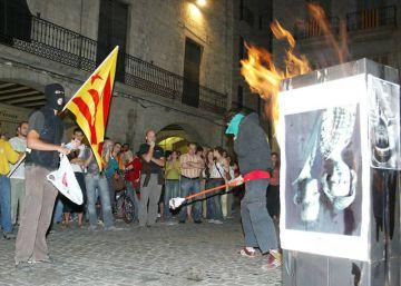 Estrasburgo dice que quemar fotos del Rey es libertad de expresión