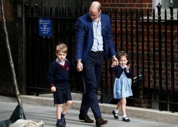 Kate Middleton da a luz a su tercer hijo, un niño