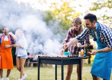 Las mejores ofertas en barbacoas, tiendas de campaña y otros artículos para el buen tiempo