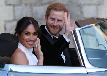 ocho detalles curiosos boda postboda enrique meghan