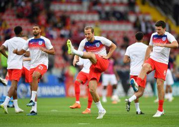 Colombia - Inglaterra en directo, el Mundial de fútbol 2018 en vivo