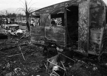 40 años de la tragedia del camping de Los Alfaques