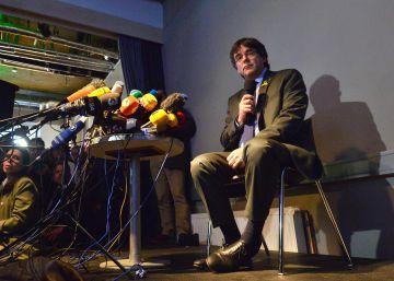 """Puigdemont: """"Hemos derrotado la principal mentira sostenida por el Estado"""""""