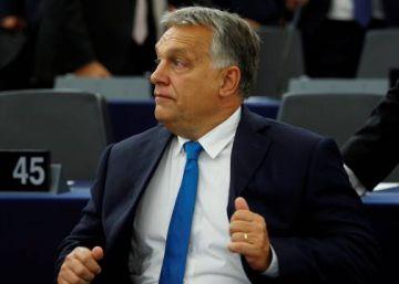 """Viktor Orbán dice que no """"cederá al chantaje"""" de la UE por su política migratoria"""