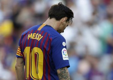Barcelona, o Messi o nada