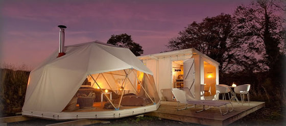 Vacaciones en un camping 39 boutique 39 el viajero el pa s - Camping de lujo en espana ...