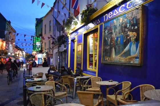 El ritual del pub irland s en galway el viajero el pa s - Decoracion pub irlandes ...