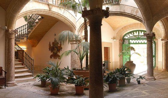Lugares qué ver en Mallorca: Patios